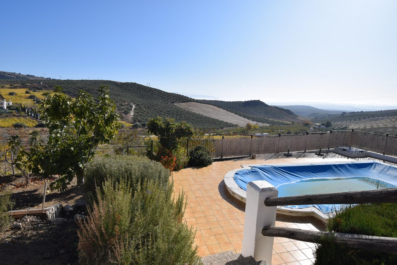A FULL OF CHARACTER COUNTRY HOUSE WITH STUNNING ORGINAL FEATURES AND AMAZING VIEWS